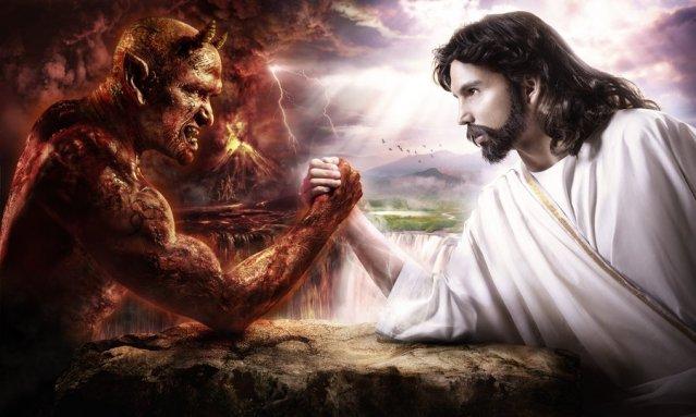 Devil & Jesus