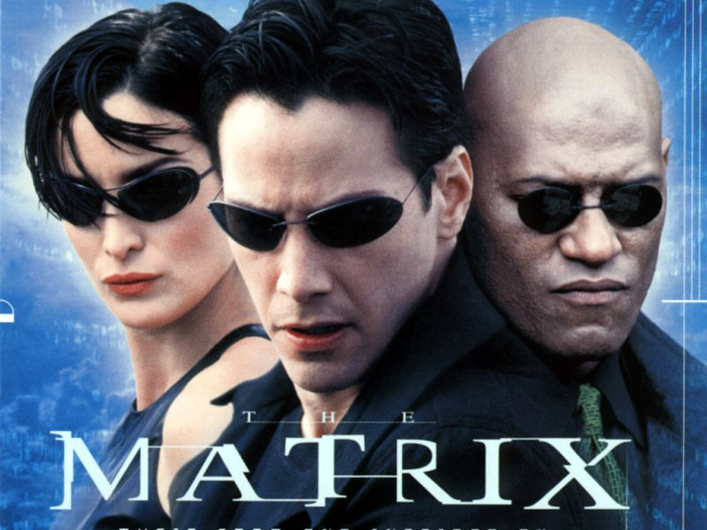 The matrix movie and religion