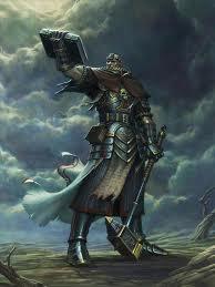 Warrior-Priest