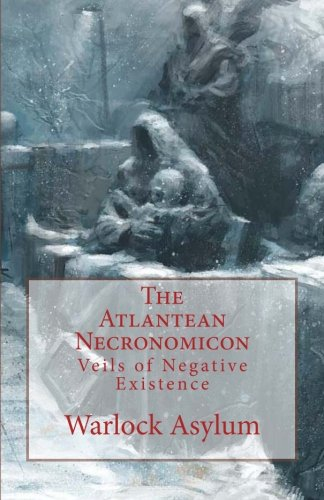 The 2nd Edition of The Atlantean Necronomicon is now available.