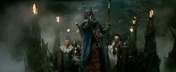 The pantheon of KUR