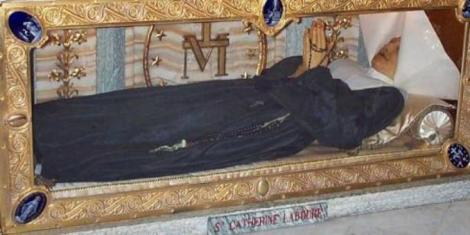 St. Catherine Labouré (1806 – 1876)