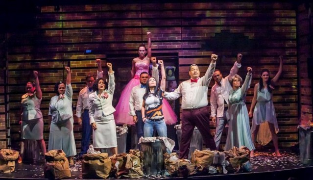 I Like It Like That - A Musical successfully captures the heart of El Barrio.