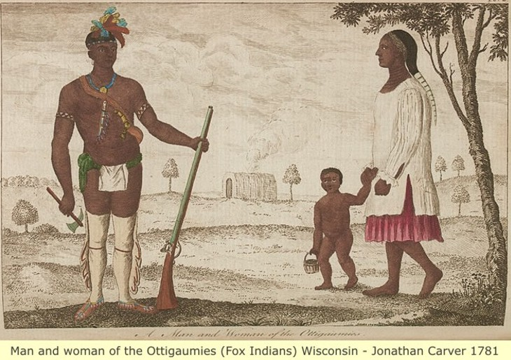 It's Official: Early Scholars Described America's Indigenous