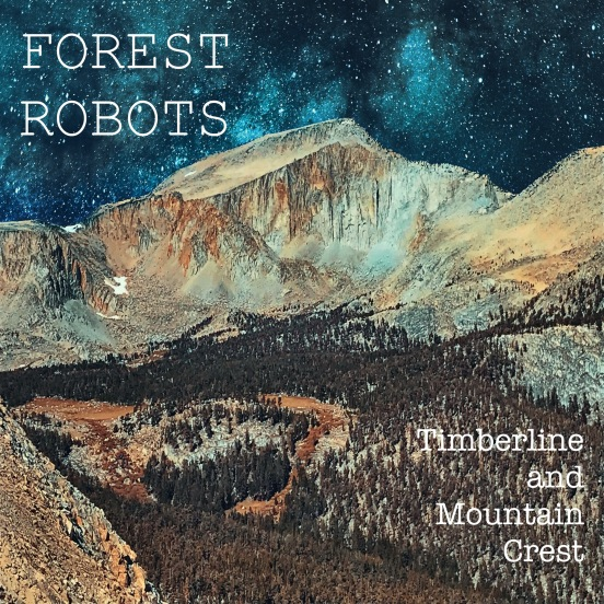 Timberline and Mountain by Forest Robots