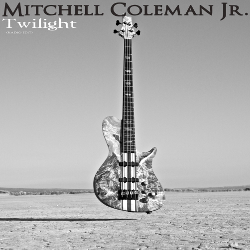 Michell Coleman CD COVER Twilight