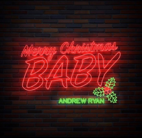Happy Christmas Baby by Andrew Ryan